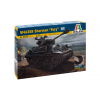 """Italeri M4A3E8 SHERMAN """"FURY"""" tank makett Italeri 6529"""