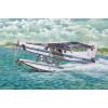 Pilatus PC-6 B2 H4 Turbo Porter Floatplane repülő makett Roden 445