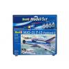 Revell MIG-21 F-13 Fishbed repülőgép makett Revell starter set 63967