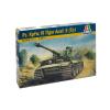 Italeri TIGER I AUSF. E/H1 tank makett Italeri 0286