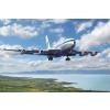 Boeing 720B Pan American repülő makett Roden 319