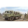 TRUMPETER Russian GAZ-66 Light Truck with ZU-23-2 katonai jármű makett trumpeter 01017