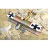 Albatros D.II repülő makett Roden 006