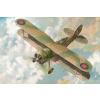 Gloster Gladiator Mk.II Meteorologikal repülő makett Roden 438