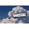 Revell EasyKit Airbus A380 British Airways polgári repülő makett revell 6599