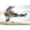 Fokker Dr.I repülő makett Roden 601