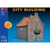 MiniArt City Building épület makett MiniArt 72019