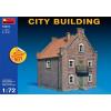 MiniArt City Building épület makett MiniArt 72019