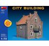 MiniArt City Building épület makett MiniArt 72019 makett figura
