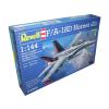Revell F/A-18D Hornet 'Wild Weasel' katonai repülő makett revell 4064