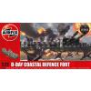 AIRFIX D-Day Coastal Defence Fort makett Airfix A05702