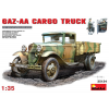 MiniArt GAZ-AA CARGO TRUCK 1.5t TRUCK katonai jármű makett Miniart 35124