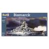 Revell Bismarck hajó makett revell 5802