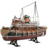 Revell Harbour Tug Boat hajó makett revell 5207