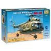 Zvezda MIL Mi-8T helicopter makett Zvezda 7230