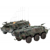 Revell TPz 1 Fuchs Eloka 'Hummel'/ABC Spürpanzer tank makett revell 3139
