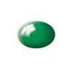 Aqua emerald green gloss makett festék Revell 36161