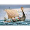 Revell Viking Ship hajó makett revell 5403