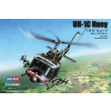 UH-1C Hey helikopter makett HobbyBoss 87229