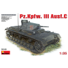 MiniArt Pz.Kpfw.3 Ausf.C tank harcjármű makett Miniart 35166