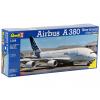 Revell Airbus A380 New livery (First Flight) polgári repülő makett revell 4218