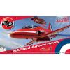AIRFIX BAe Red Arrowa Hawk repülő makett AirFix A02005