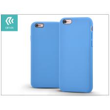 Apple iPhone 6/6S hátlap - Devia Ceo - blue tok és táska