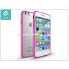 Devia Apple iPhone 6/6S hátlap - Devia Hybrid - rose pink