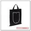 Porto bevásárló táska, fekete