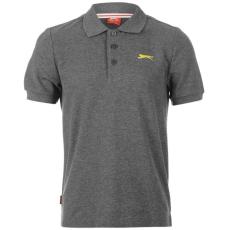 Slazenger gyerek póló - Plain Polo Shirt Junior