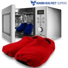 Meleg Mikrózható Papucs Warm Hug Feet