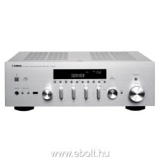 Yamaha R-N602 SI, Sztereó hálózati rádióerősítő, ezüst rádióerősítő
