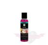 Shunga Intim csókok Mentás csókolható, forrósító, természetes masszázsolaj DEMO 60 ml masszázsolaj és gél