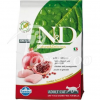 NATURAL&DELICIOUS N&D ADULT CAT CHICKEN&POMEGRANATE GRAIN FREE 1,5KG