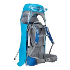 Thule Sapling babahordozó esőkabát, kék hátizsák