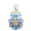 Pelenkatorta Webshop Babaváró ajándék ötlet: Pelenkatorta kisfiúnak BabyZoo babatestápolóval