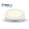 VTAC LED panel TwinLED - kör (8 Watt) hideg fehér