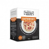 BioTech USA Protein Gusto Oat & Whey with fruits banán-alma  - 696g