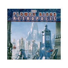 The Flower Kings Retropolis CD egyéb zene