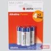 AgfaPhoto AF LR03/6 Alkáli elem, mini ceruza (AAA) 1,5 V, 6 db
