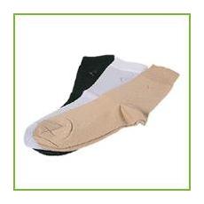Biyovis Teljes ezüst zokni fekete 38-40 1 pár