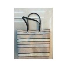 Halvány barna táska, nagy