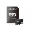 ADATA Micro SDHC 16GB CLASS 4 memóriakártya + SDHC Adapter (AUSDH16GCL4-RA1)