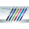 Pix irón Pentel Energize PL105-V 0.5 mm lila test