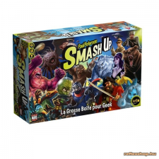 AEG Smash up: The Big Geeky box társasjáték