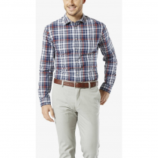 Dockers Refined Fitted Poplin Shirt Ing D (D-67402-o_0034)