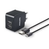 Philips DLP2307U/12 Hálózati töltő táblagéphez, mobilhoz és univ. használatra