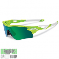 OAKLEY Radarlock Path Fingeprint Collection Retina Burn Jade&Black Iridium