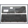 HP 615850-031 fekete magyar (HU) laptop/notebook billentyűzet
