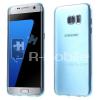 Samsung Galaxy S7 Edge Szilikon Tok Ultra Slim Sötétkék
